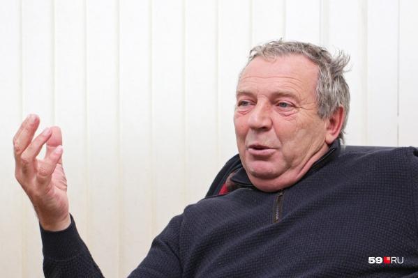 Александр Репин — известный в Перми бизнесмен