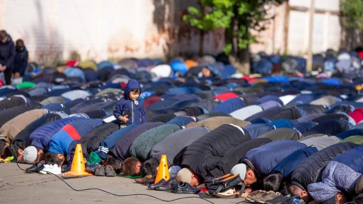 Из-за коронавируса в Ярославле мусульмане будут праздновать Курбан-байрам на удалёнке