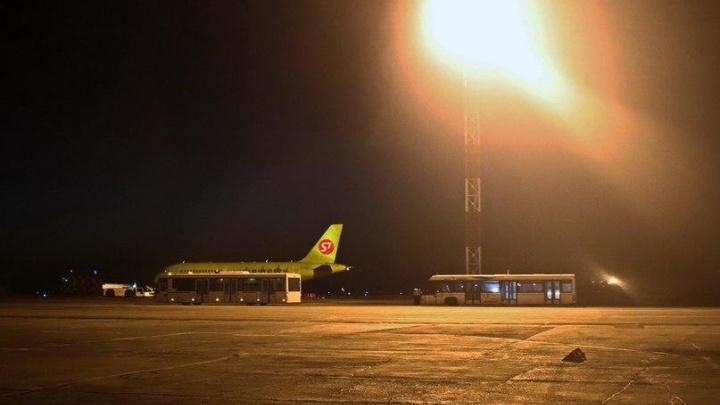 В Челябинске в четвёртый раз за неделю «заминировали» самолёт