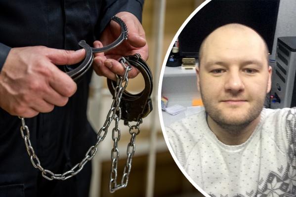 Дениса Ефимова обвиняют в похищении человека