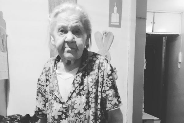 Бабушке Дарье был 91 год