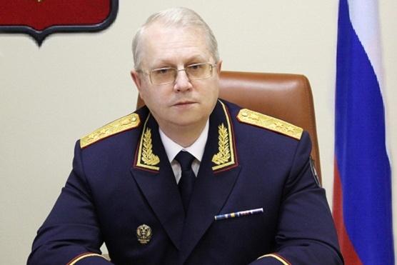 Иван Логиновских занимал свой пост с 2013 года