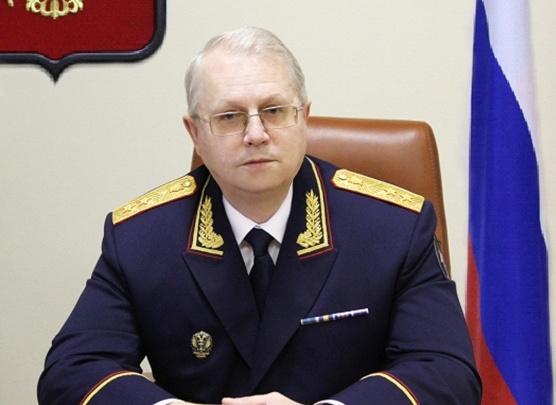 Руководителя следкома Архангельской области и НАО сняли с должности