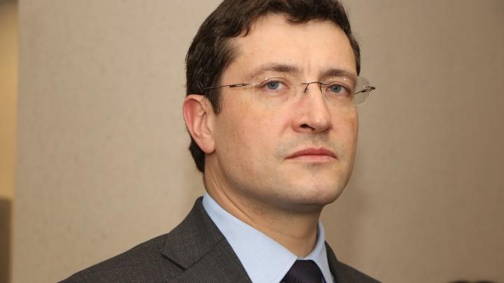 Глеб Никитин подвел первые итоги борьбы с коронавирусом