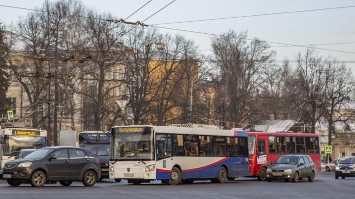 В Ярославле разработали схему компенсирующих маршрутов: как будем ездить