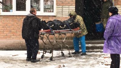 При взрыве газа в Азове погибли мужчина и женщина: онлайн-трансляция