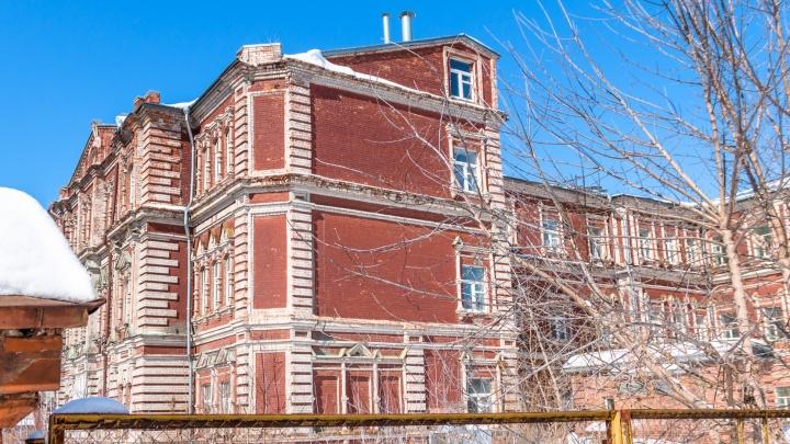 На реставрацию бывшей больницы Красного Креста хотят привлечь 2 миллиарда рублей