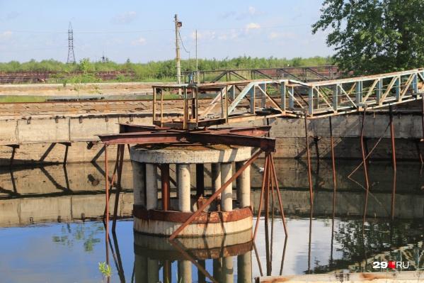 Отключение связано с ремонтом на водоочистной станции