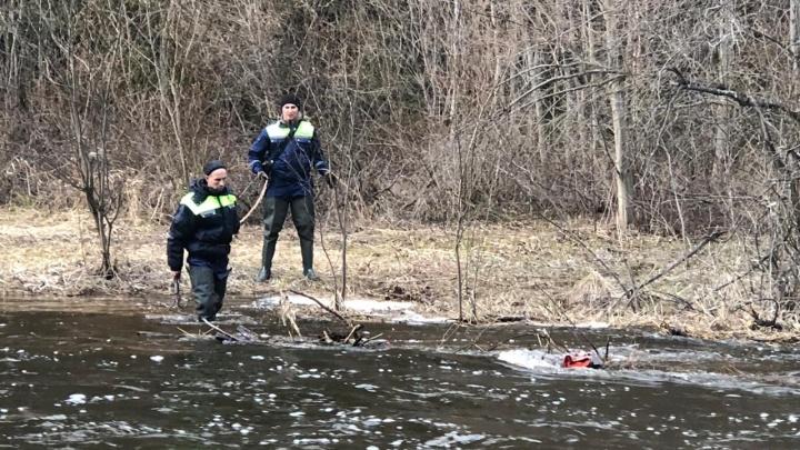 В окрестностях Краснотурьинска во время сплава утонул мужчина