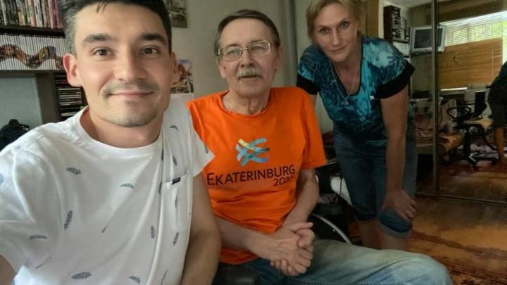 «Чтобы тебя признали инвалидом, нужно хорошее здоровье»: колонка журналиста, потерявшего ногу
