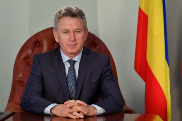 19 ноября прошло первое совещание Виктора Мельникова после СИЗО