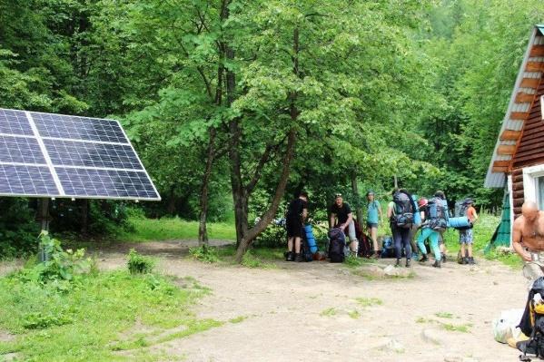 В июле этого года в заповеднике побывало на 4,5 тысячи туристов больше, чем годом ранее