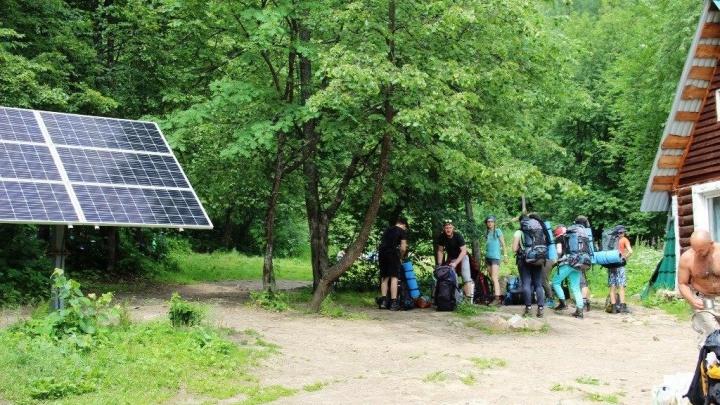 Туристы побили рекорд по посещаемости южноуральского нацпарка Таганай