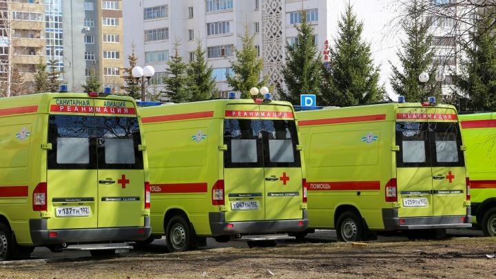 В Башкирии зафиксировали 33 новых случая COVID-19