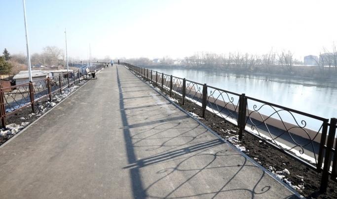 Вадим Шумков рассказал, в каких городах Зауралья отремонтируют набережные