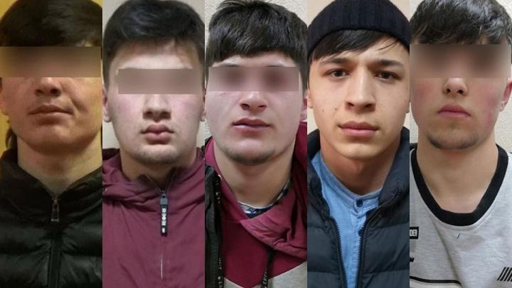Полиция задержала иностранцев, которые с ножом нападали на школьников в Екатеринбурге