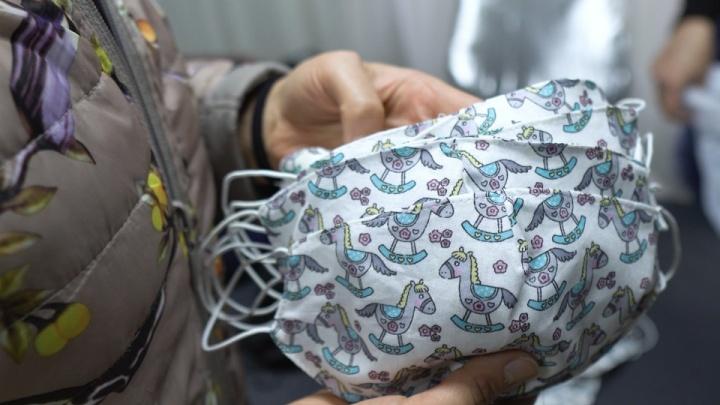 «Ажиотаж на многоразовые маски быстро прошел»: как волгоградские ателье переживают коронакризис