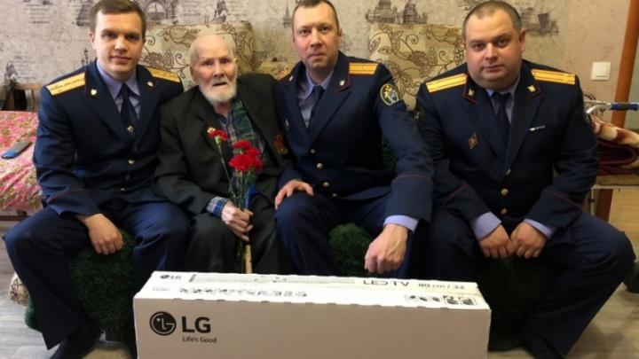 Шадринский ветеран, за которого заступился Бастрыкин, переехал в новую квартиру