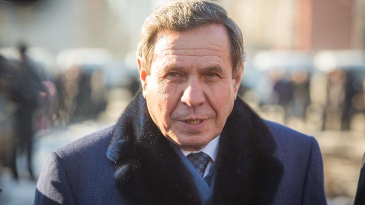 «Все тесты сдал»: Владимир Городецкий сел на карантин после возвращения из Москвы