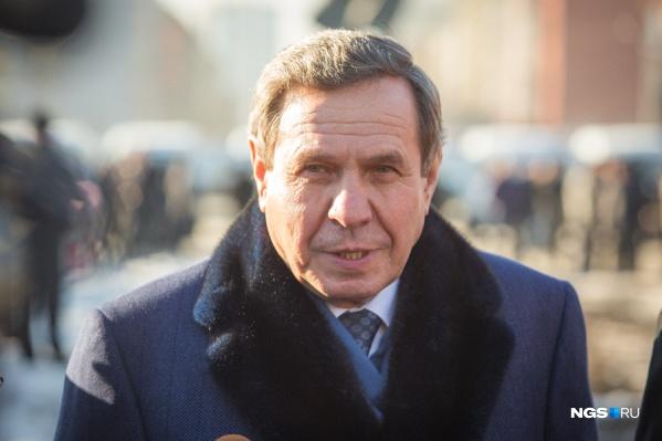 Владимир Городецкий сообщил, что будет работать в удалённом режиме
