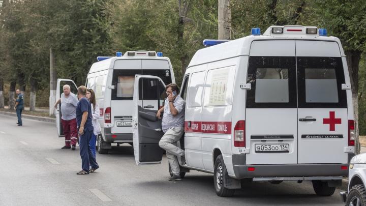 Трое умерших, 91 заболевший: в Волгограде стремительно растет число жертв коронавируса