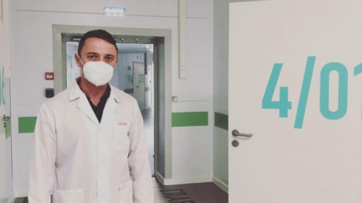 Врач из ковид-госпиталя в Зубово в прямом эфире UFA1.RU проведет ликбез по COVID-19