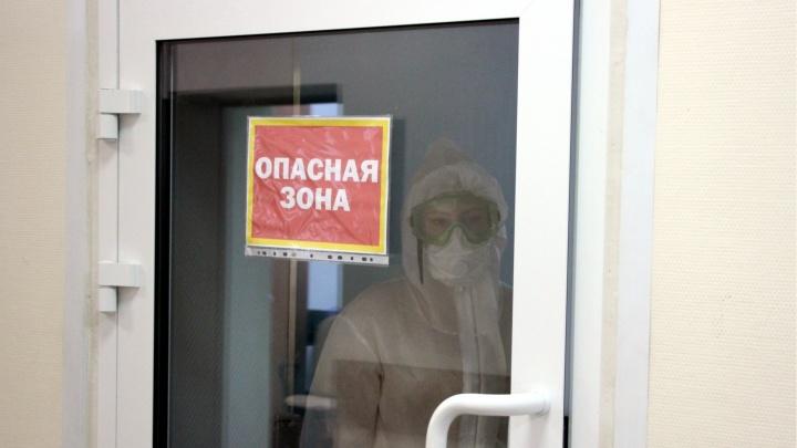 В Омской области от коронавируса умерли 568 человек за месяц