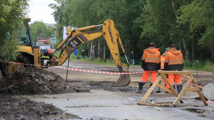 На ремонт дорог в Архангельской области выделят миллиард рублей