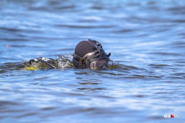 Тела погибших пришлось искать водолазам