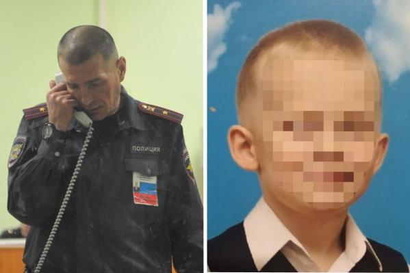 Мальчик ушел из школы 27 февраля и больше не появлялся дома
