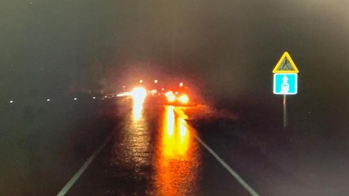 Водитель «Тойоты» насмерть задавил 15-летнюю девочку, которая лежала на проезжей части