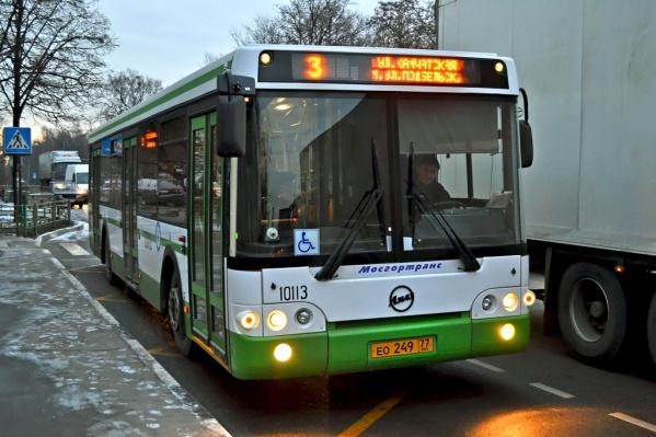 В столице автобусы стали ненужными, потому что «Мосгортанс» купил поновее и получше