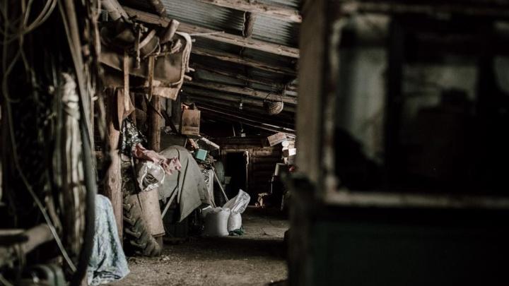 В Челябинской области насмерть замерзла девочка, оставленная в сенях