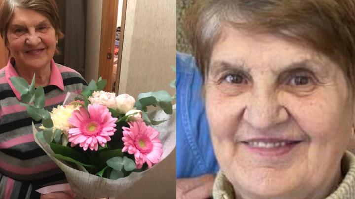 «У неё возможна потеря памяти»: волонтёры просят помощи в поисках пожилой женщины