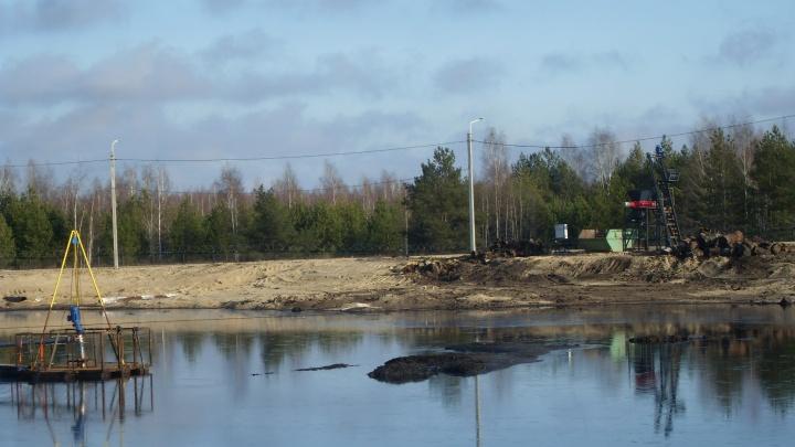 Ликвидатора свалок в Дзержинске оштрафовали за нарушения на «Чёрной дыре»