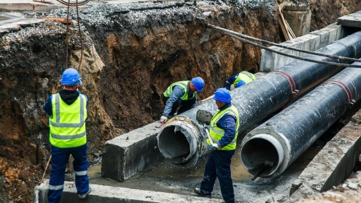 В Тюмени стартует третий этап отключения горячей воды