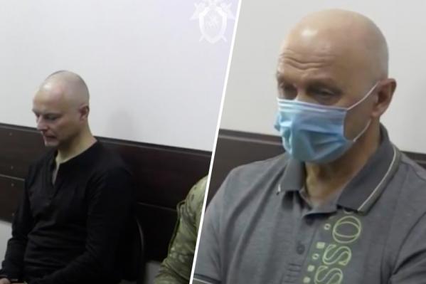 Показания против Быкова дали Бакуров и Татаринков
