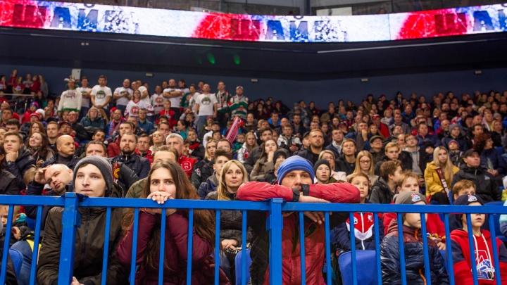 Пустят пока не всех: в Ярославской области разрешили спортивные матчи