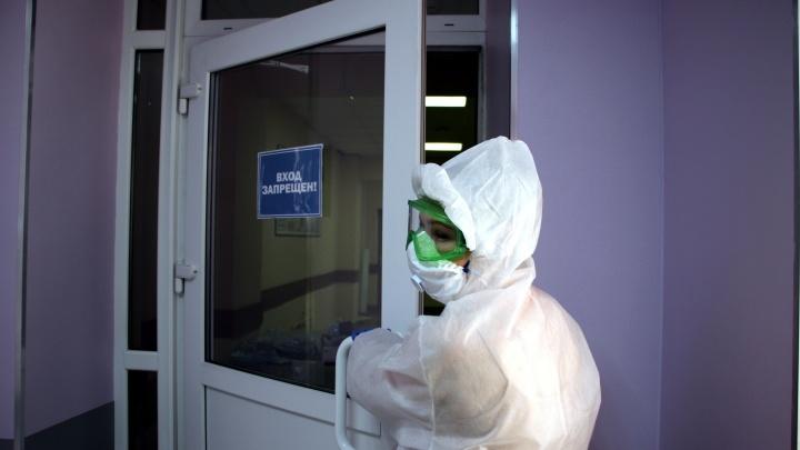 За сутки в Прикамье выявили 48 новых случаев заражения COVID-19