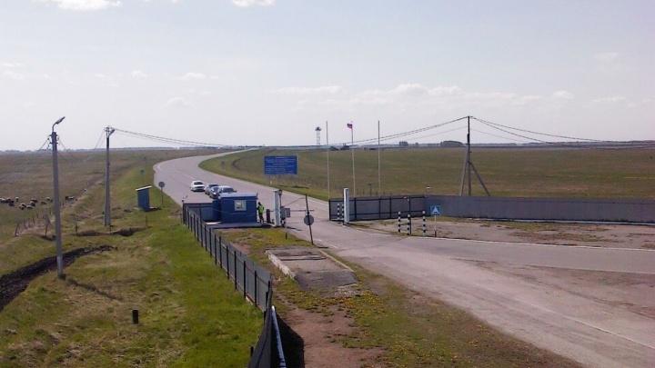 Тюменские пограничники ужесточили пересечение границы с Казахстаном