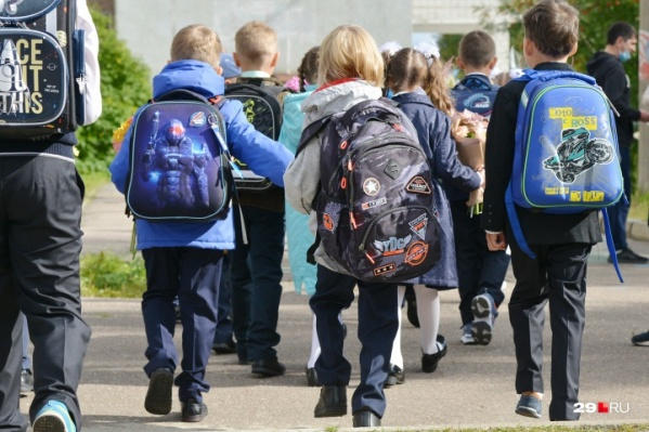 Ни одной школы, полностью закрытой на карантин, пока нет