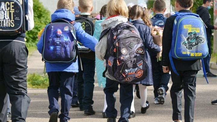 Почти 400 школьников в Архангельске перевели на дистанционку