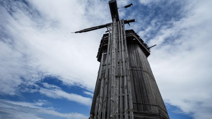 В Самарской области восстановят ветряную мельницу XIX века