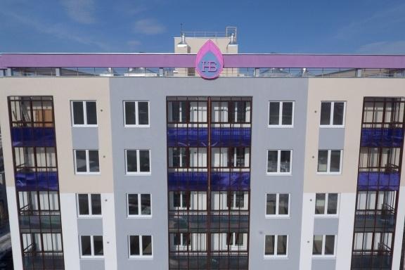 Девелопер построил на выкупленной у«Ювелиров Урала» земле целый квартал