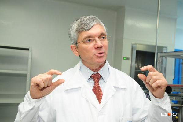 Александр Петров создал завод, на котором производят лекарства, а теперь хотят производить вакцину от коронавируса