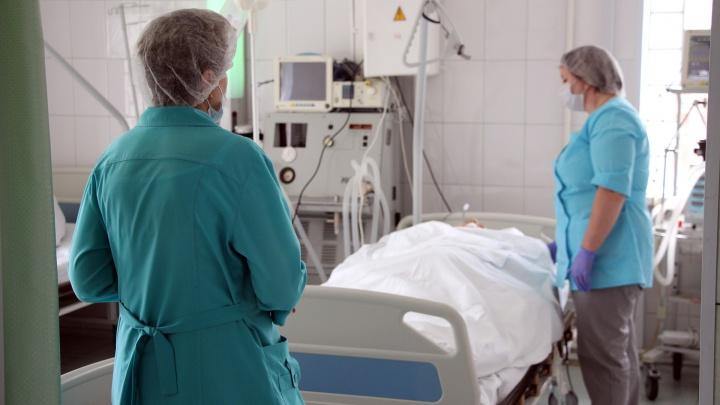 В Омской области новая смерть от коронавирусной инфекции. Ещё 86 человек заболели