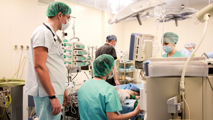 Койки для пациентов с COVID-19 развернуты в 34 больницах Нижегородской области