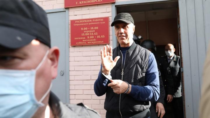 Арестованный Анатолий Быков рассказал, кто организовал дело против него
