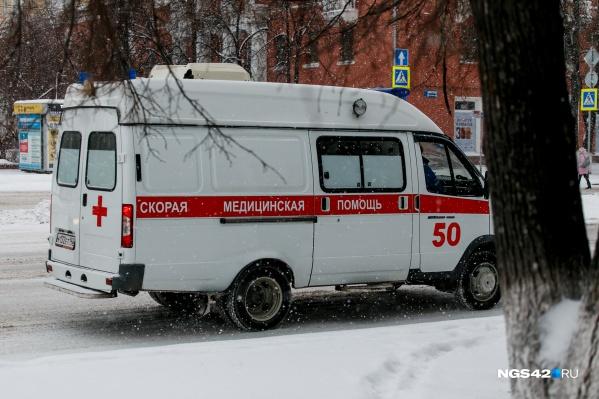 """В больнице Кемерово коронавирусом заболели сразу <nobr class=""""_"""">50 человек</nobr>"""