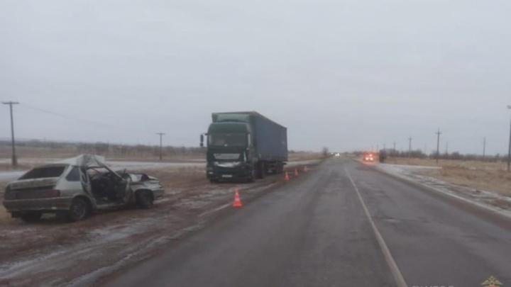 В Волгоградской области пьяный водитель убил молодого пассажира